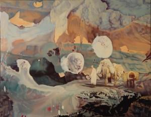 Art Contemporain - Immouzer