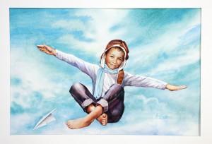 L'enfant volant