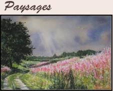 Peinture de paysages