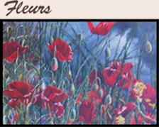 Rubriques des fleurs