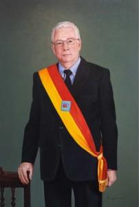 Portrait de bourgmestre