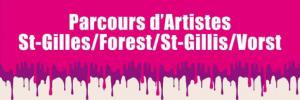 Parcours d'artistes de Saint Gilles et Forest